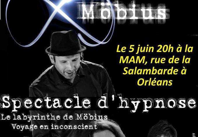 Orléans: une ville, un visage...à la rencontre de Möbius 1