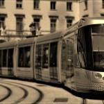 Tramway citadis 302 de la seconde ligne en mode miniature à Orléans 1