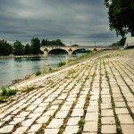 Les Bords de Loire, ici calme, sont en ce moment en pleine ébullition pour accueillir le Festival de Loire 1