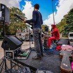 Concert cet après-midi sur le parvis du théâtre avec les groupes Pneu, Marvin, Electric Electric et Papier Tigre  15