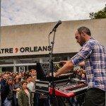 Concert cet après-midi sur le parvis du théâtre avec les groupes Pneu, Marvin, Electric Electric et Papier Tigre  3