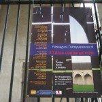Exposition Passages Transparences- Campo Santo- Orléans 1