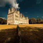 Le château de Charbonnière et son parc qu'affectionnent les orléanais le dimanche ! 1