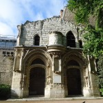 katjeulin nous a ramené de jolies photos du Jardin de l' Hôtel Groslot 2