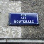 Une sélection originale des noms de rues photographiés. 2
