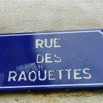 Une sélection originale des noms de rues photographiés. 6