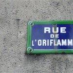 Une sélection originale des noms de rues photographiés. 9