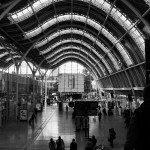 """Très jolies """"Noir et Blanc"""" de Rom2603 à la Gare d'Orléans ! 3"""