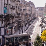Images du passé et du présent : la rue de la République de 1993 2