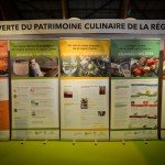 Quelques photos du salon de la gastronomie qui se tient ce week-end au parc-expo 4