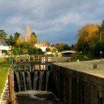 gaelle1977 nous emmène en ballade à Combleux entre la Loire et le canal. 1