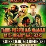 Très beau plateau Reggae à Saint-Jean de la Ruelle. 1