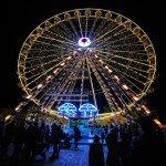 Après la grande roue vue d'en bas, voici Orléans vu de la grande roue. 8