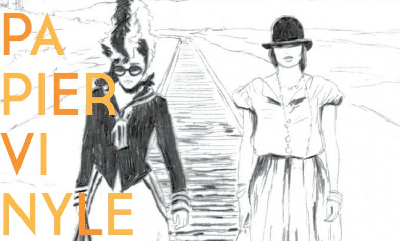 Papier Vinyle, le magazine d'Orléans 1