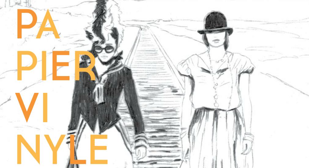 Papier Vinyle, le magazine d'Orléans 12