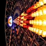 Encore quelques vues décalées de notre grande roue place du Martroi 10