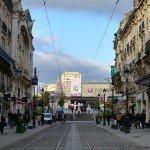 Images du passé et du présent : l'intersection de la rue de la République et de la rue d'Alsace Lorraine en 1988 et en 2013 3