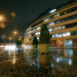 La pluie est revenue, profitons-en ! Voici une vision fun du Centre de Conférence d'Orléans et siège de notre AgglO préférée 1