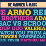 Voilà ce qui vous attend de janvier à mars 2014 à l'Astrolabe d'Orléans. 1