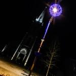 Les communes de l'agglomération d'Orléans sont aussi très inspirées en termes de décorations célébrant les fêtes de fin d'année. 10
