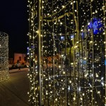 Les communes de l'agglomération d'Orléans sont aussi très inspirées en termes de décorations célébrant les fêtes de fin d'année. 9