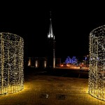 Les communes de l'agglomération d'Orléans sont aussi très inspirées en termes de décorations célébrant les fêtes de fin d'année. 6