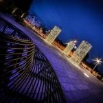 Les communes de l'agglomération d'Orléans sont aussi très inspirées en termes de décorations célébrant les fêtes de fin d'année. 8