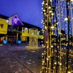Les communes de l'agglomération d'Orléans sont aussi très inspirées en termes de décorations célébrant les fêtes de fin d'année. 1