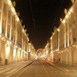 Une jolie lumière sur la rue Royale. 1