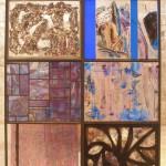 Retrouvez jusqu'au 2 février prochain, l'exposition [ Couleur Vinaigre, résonances ] à la Collègiale Saint-Pierre le Puellier (Quartier Bourgogne). 4