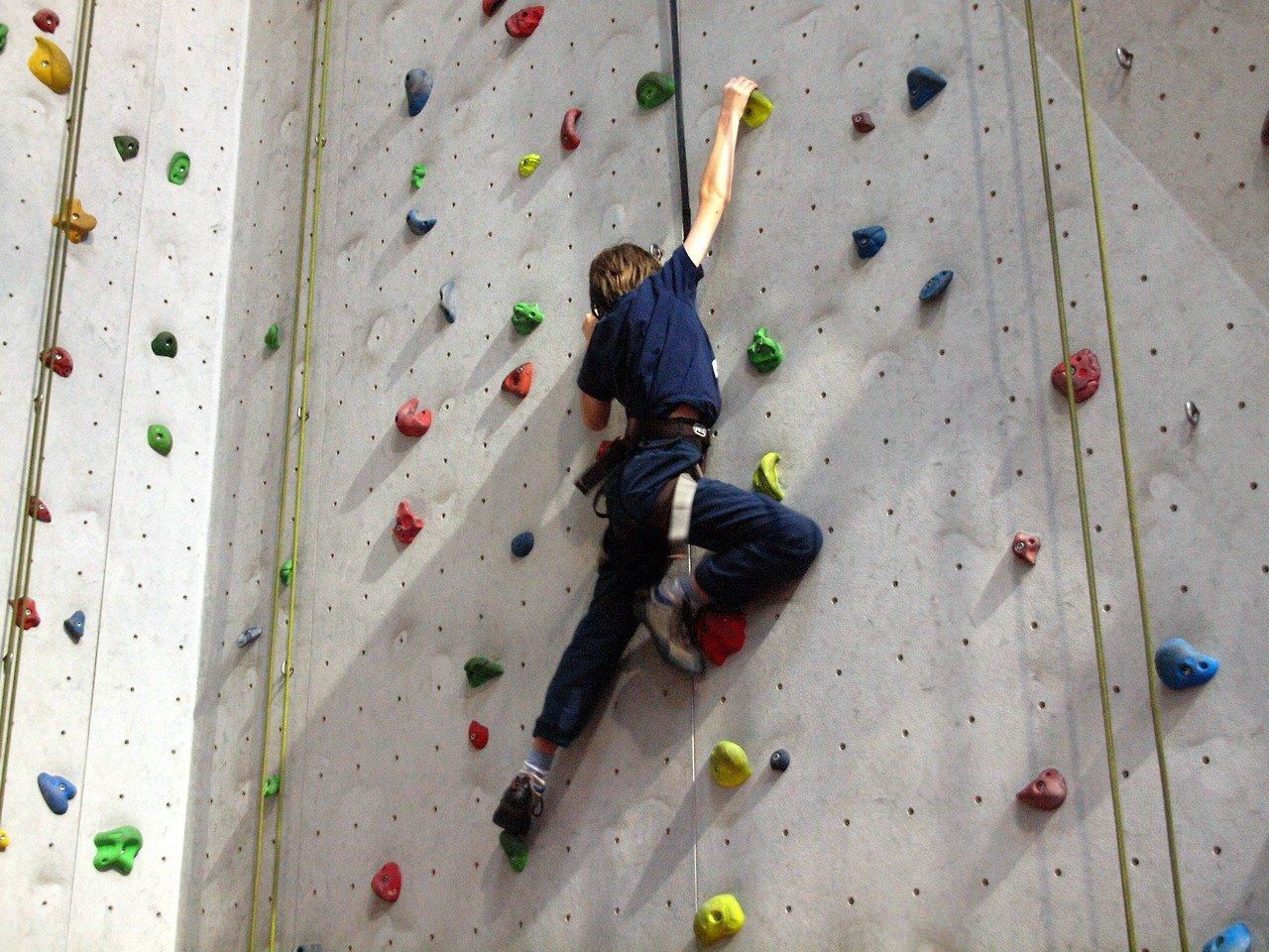 Climb'Up à Saran salle d'escalade 3