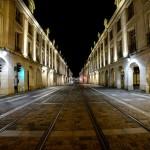 Ma photo du soir : la rue Royale 1