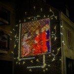 Le soir, rue d'Illiers … 1