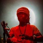 Lidiop en concert hier à Chécy 3