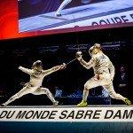 Série de photos #2 prises lors de la coupe du monde de sabre dame 7