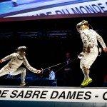 Série de photos #2 prises lors de la coupe du monde de sabre dame 8