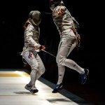 Série de photos #2 prises lors de la coupe du monde de sabre dame 9