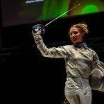 Série de photos #3 prises lors de la coupe du monde de sabre dame 5
