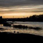 Magnifique coucher de soleil ce soir sur Orléans 3