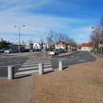 Images du passé et du présent : la gare de Fleury les Aubrais en 1996 et en 2014 3