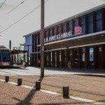 Images du passé et du présent : la gare de Fleury les Aubrais en 1996 et en 2014 2