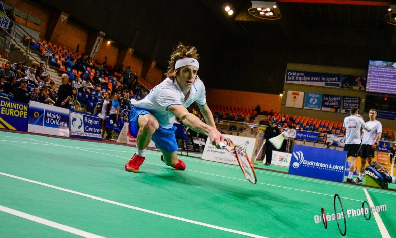 L'élite mondiale du badminton à Orléans du 27 mars au 30 mars au Palais des Sports 1