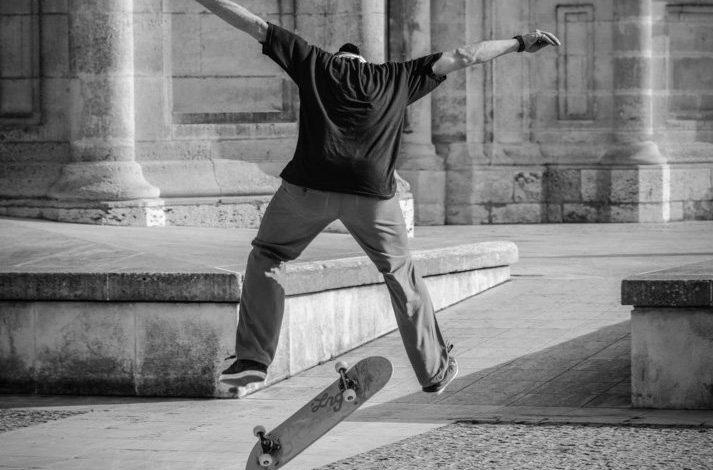 La Cathédrale : un skate park 1