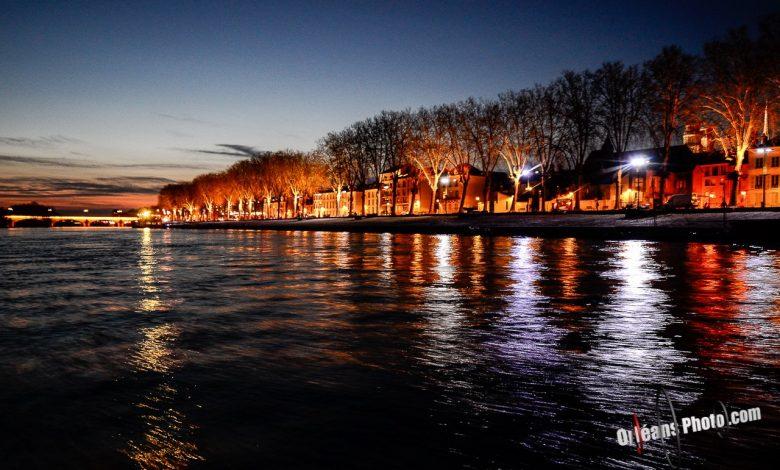 Le quai Châtelet 1