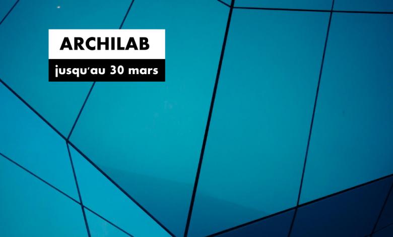 Archilab, fin de l'exposition dimanche 1