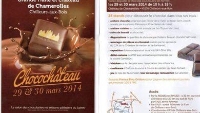 Photo of Choco Chateau à Chamerolles