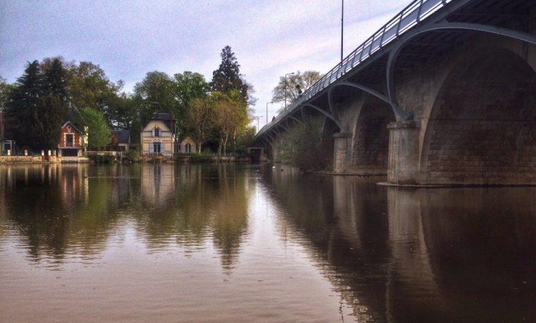 Le Pont d'Olivet et les Bords du Loiret 1