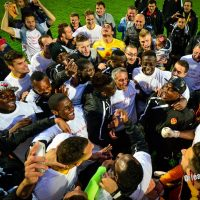 Quelques photos du match de la montée en ligue 2 de l'US Orléans 19
