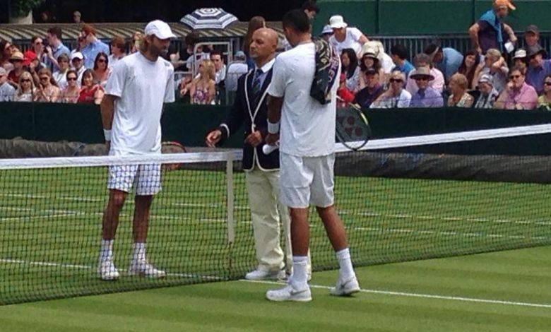 [Wimbledon] : Le Montargois Stéphane Robert éliminé au 1er Tour 1