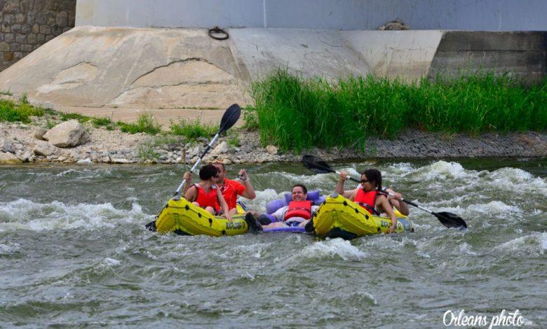 Insolite : la rivière sauvage 1